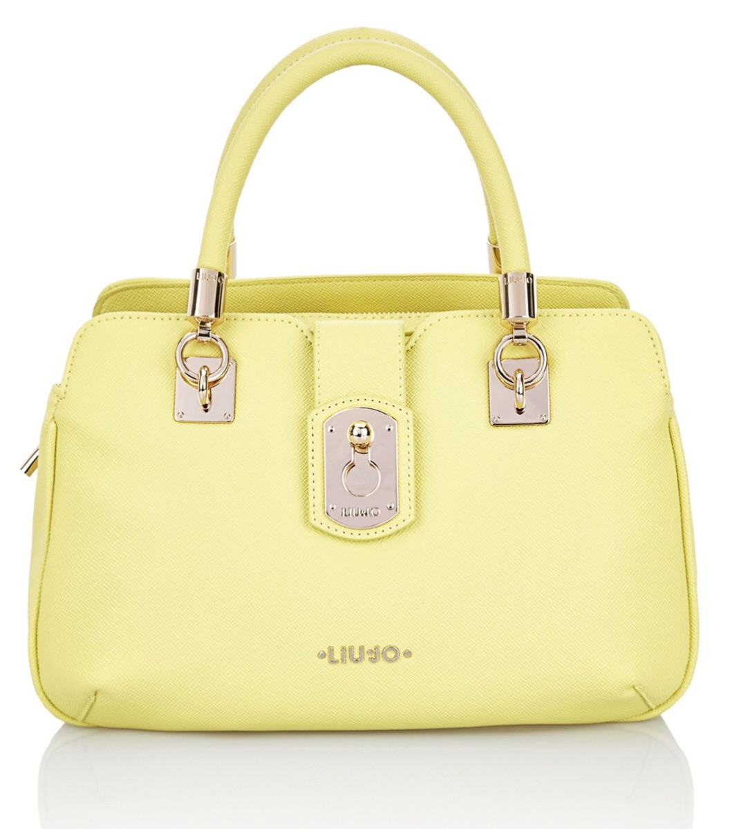 Bauletto Bag Borsa Jo M Zircone 2 Giallo Liu Yellow Cream Tracolle 8wSwEqAW4