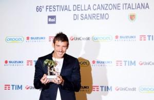 Francesco Gabbani vincitore Sanremo giovani 2016
