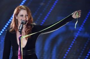 Noemi a Sanremo 2016