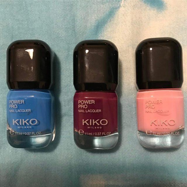 Che colore scelgo ? smalto kilo naillacquer kikomilano nails beautyhellip