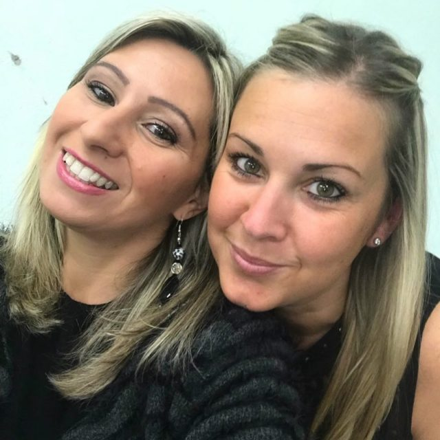 Two blondes x2764xfe0f friends preaperitivo photooftheday igers iphonesia instagirls tagstagramhellip