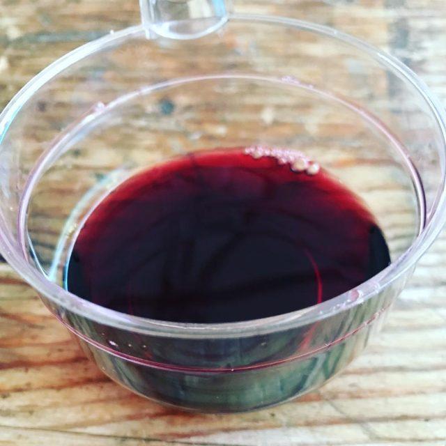 Oggi freddissimo per scaldarsi ci vuole un buon vin brlhellip